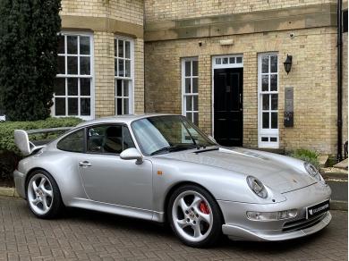 Porsche 911 993 3.6 Carrera 4S AWD 2dr