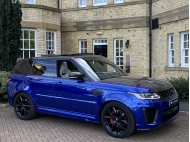 Land Rover Range Rover Sport 5.0 V8 SVR Auto 4WD 5dr